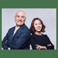 Bob Adler & Anna An