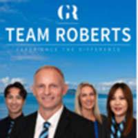 Team Roberts - Gavin Roberts, Michelle Heron, Sam Tran
