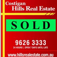 Costigan Hills Real Estate