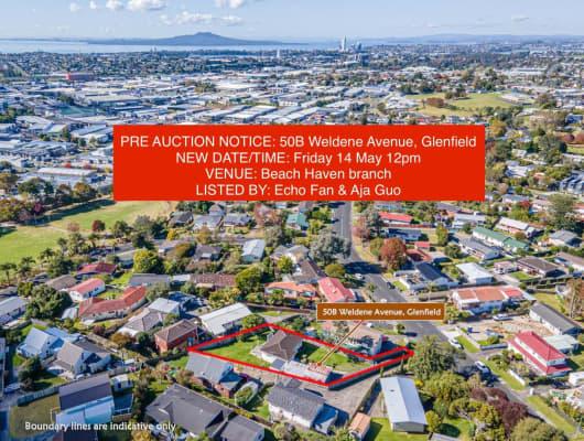 50B Weldene Avenue, Glenfield, Auckland