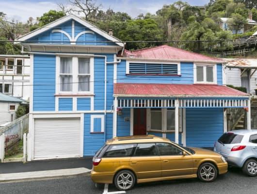 41 Holloway Road, Aro Valley, Wellington