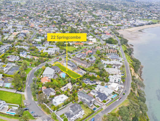 22 Springcombe Road, St Heliers, Auckland