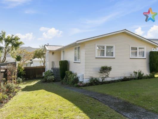 37 Antrim Crescent, Wainuiomata, Wellington