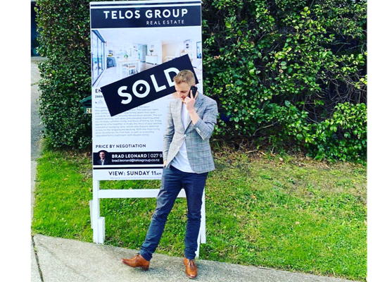 Purchaser of property