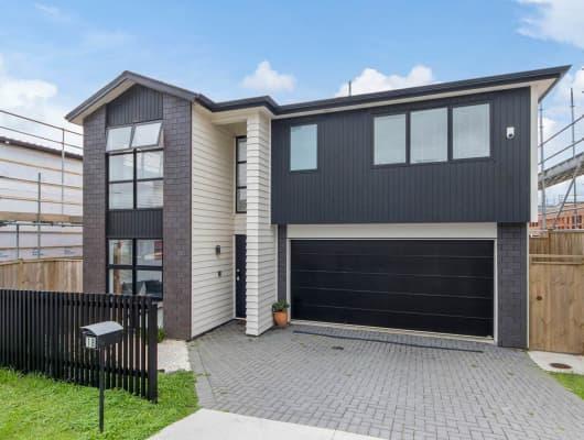 18 Goodfellow Lane, Flat Bush, Auckland