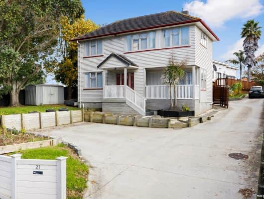 21 Chiltern Crescent, Glen Innes, Auckland