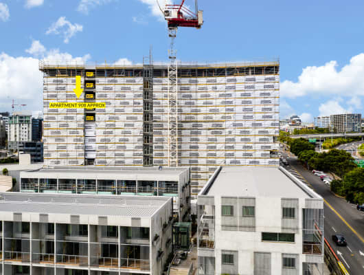 908/45 Union Street, Auckland Central, Auckland