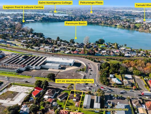 107 Mount Wellington Highway, Mount Wellington, Auckland