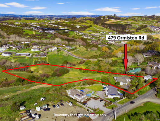 479 Ormiston Road, Flat Bush, Auckland