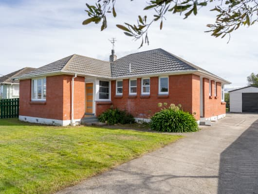 4 Grant Cres, Masterton, Wellington