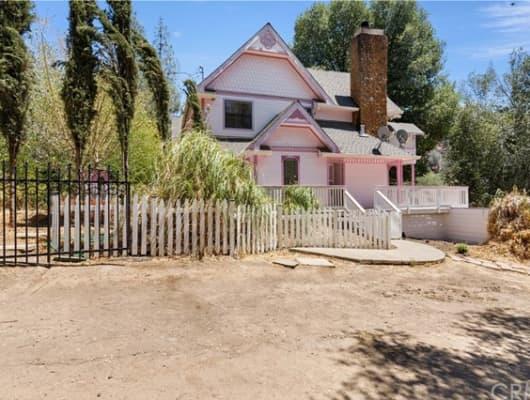 17392 Cache Creek Road, Spring Valley, CA, 95423