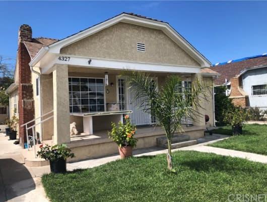 4327 Kenwood Avenue, Los Angeles, CA, 90007