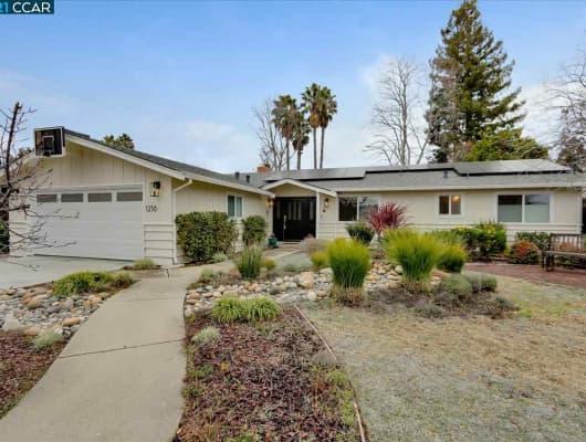 1236 Arkell Rd, Walnut Creek, CA, 94598