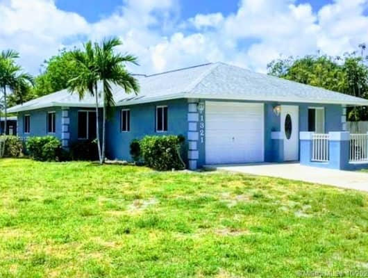 1321 NW 19th Ave, Fort Lauderdale, FL, 33311