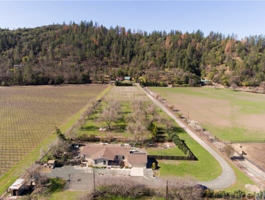 1900 Clover Valley Road, Lake County, CA, 95485