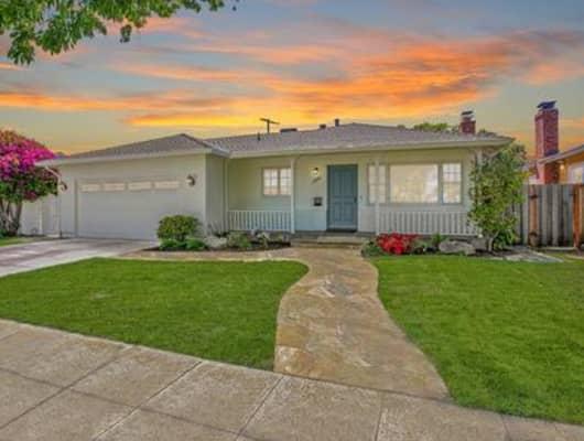 180 North Westridge Drive, Santa Clara, CA, 95050