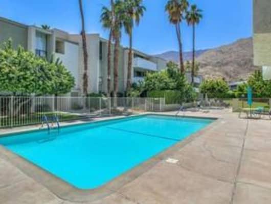 Unit Q/261 East La Verne Way, Palm Springs, CA, 92264