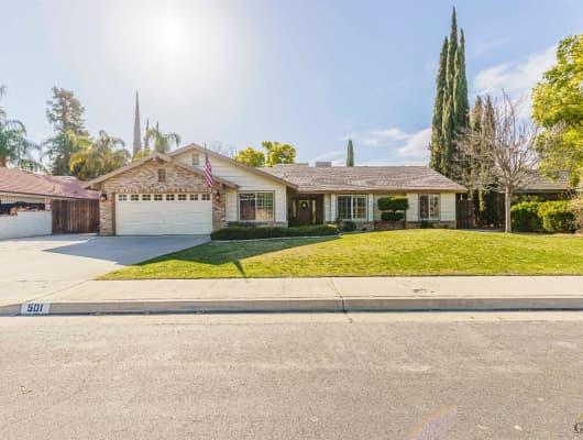 501 Jerlee St, Bakersfield, CA, 93314
