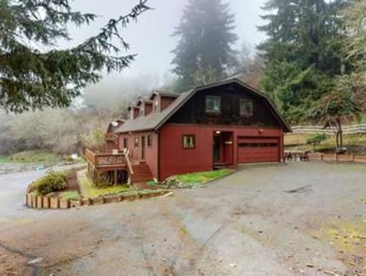 1652 Tompkins Hill Road, Humboldt County, CA, 95540