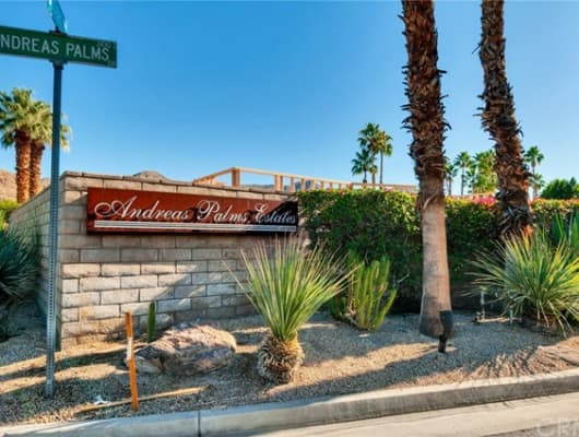 1001 Andreas Palms Drive, Palm Springs, CA, 92264