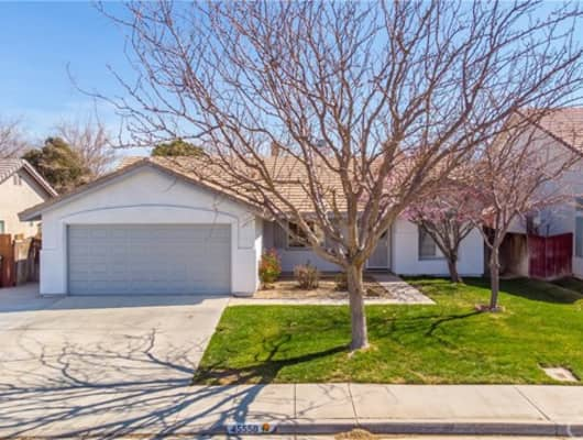 45550 Fairbanks Avenue, Lancaster, CA, 93534