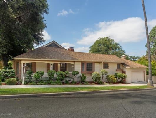 1733 Ben Lomond Drive, Glendale, CA, 91202