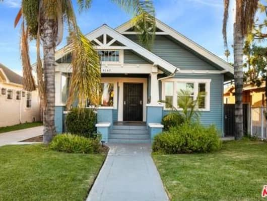 4147 S Van Ness Ave, Los Angeles, CA, 90008
