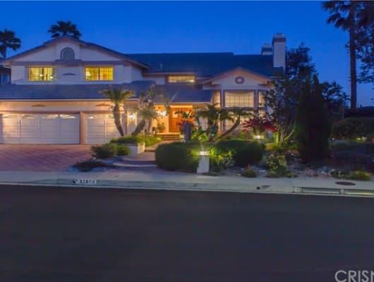 17870 Orna Dr, Los Angeles, CA, 91344
