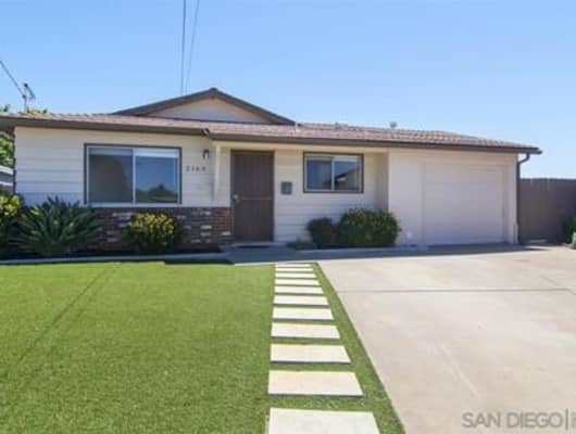 2163 Becky Place, San Diego, CA, 92104