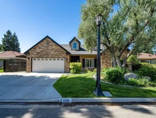 5261 W Spruce Ave, Fresno, CA, 93722