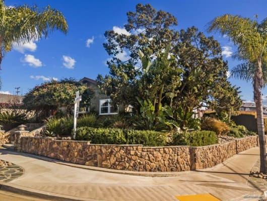 6281 Estrella Avenue, San Diego, CA, 92120