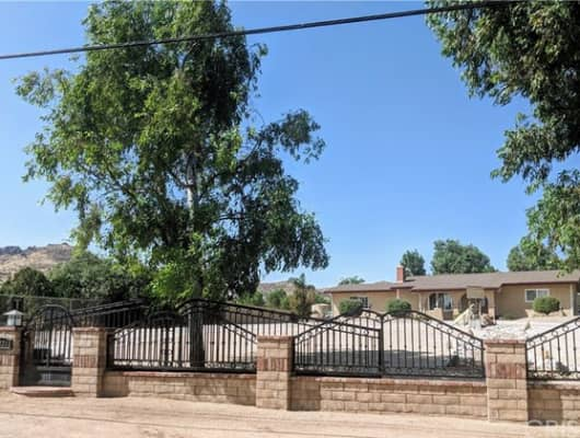 33343 Barber Road, Agua Dulce, CA, 91390