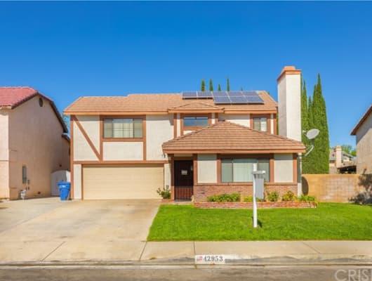 42953 Pearlwood Drive, Lancaster, CA, 93536