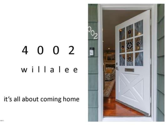 4002 Willalee Avenue, Glendale, CA, 91214