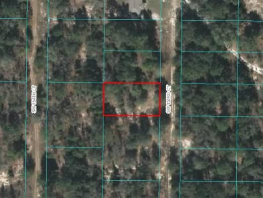 tbd Southwest 153rd Court, Marion County, FL, 34481