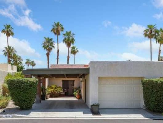 1654 Paseo de La Palma, Palm Springs, CA, 92264