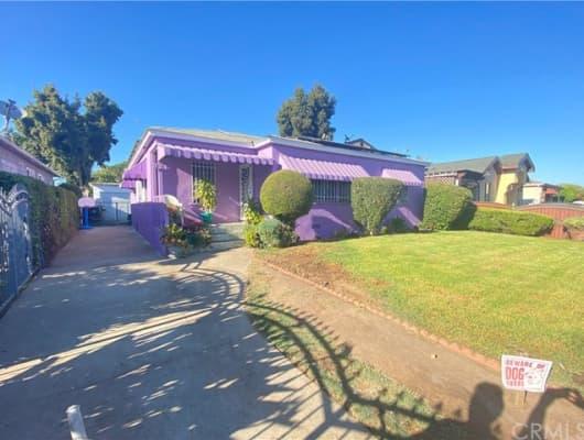 831 East 116th Street, Los Angeles, CA, 90059