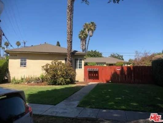 4018 Tilden Avenue, Culver City, CA, 90232