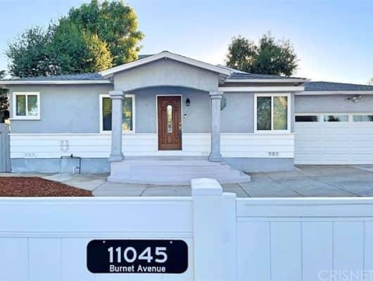11045 Burnet Avenue, Los Angeles, CA, 91345