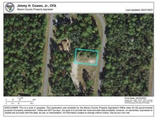 SW 154th Loop, Marion County, FL, 34473