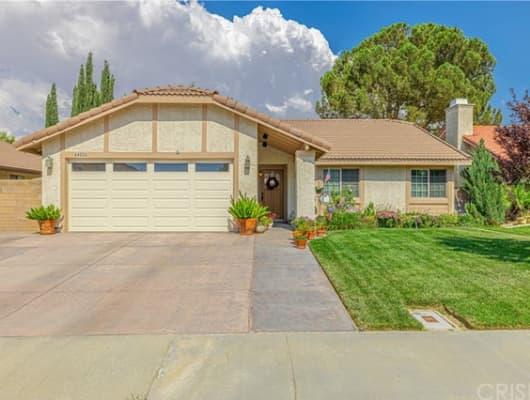 44026 32nd Street West, Lancaster, CA, 93536