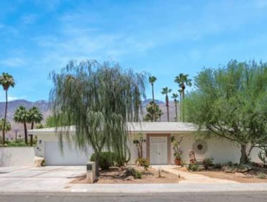 1555 South Sagebrush Road, Palm Springs, CA, 92264