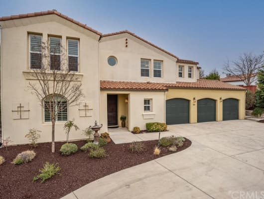 814 Hacienda Cir, El Paso de Robles (Paso Robles), CA, 93446