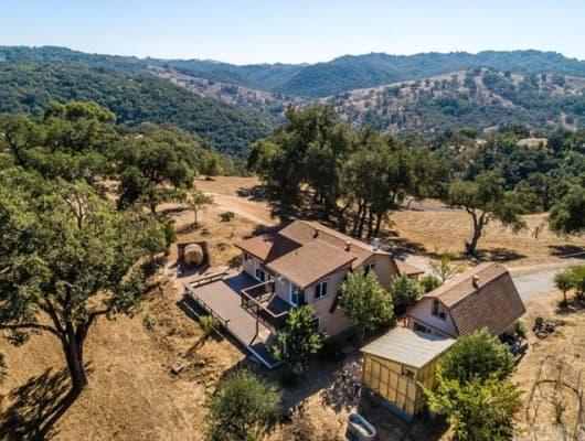 1600 Post Canyon Drive, San Luis Obispo County, CA, 93465