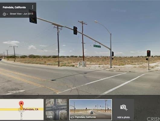 E Palmdale Blvd, Sun Village, CA, 93591