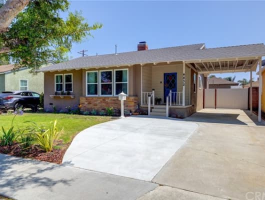 4832 West 123rd Place, Hawthorne, CA, 90250