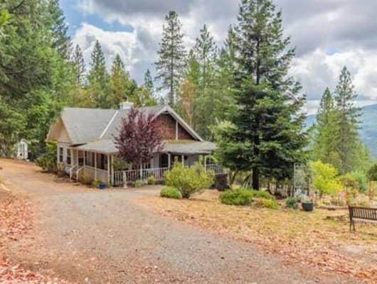 2550 Cahto Peak Road, Mendocino County, CA, 95417