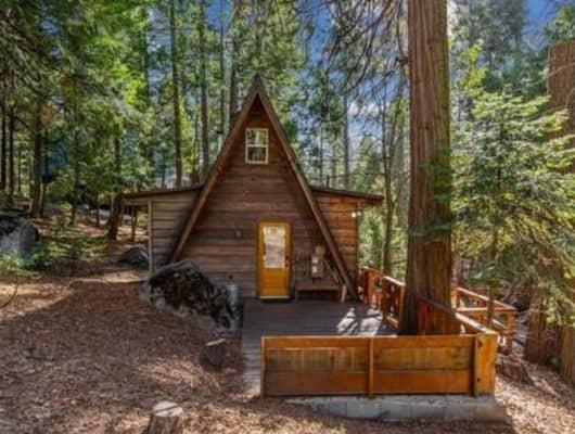 42101 Jeffrey Ln, Shaver Lake, CA, 93664