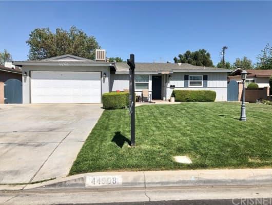 44908 Lorimer Ave, Lancaster, CA, 93534