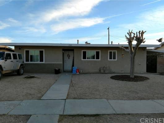 2160 Orange St, Rosamond, CA, 93560
